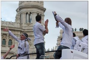 Champions of league Real Madrid C.F. 2011/12 - 12 by Dreans