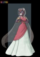 princess romy  -  commission by nightwing1975