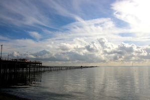 Southend Pier 3 by kb3449