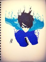 Nightwing by KimShadow