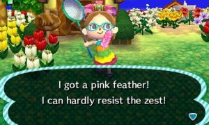 Pink Festivale Feather by I-Am-The-New-L