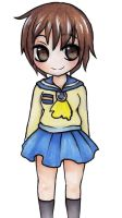 Naomi Corpse party by sevenstardust