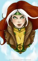 Rogue flying by whianem