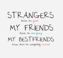 strangers, friends, best friends. by itsmylifeee