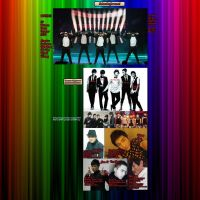 MIC boyband - color background for Youtube by jecw