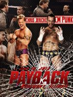Chris Jericho VS CM Punk - Payback 2013 by xXMAGICxXxPOWERXx
