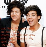 Harry and Louis...LOL by 1Dluverrr2708