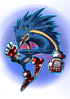 SONIC by d-X2