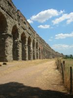 Aqueduct 1 by Pirateswoop