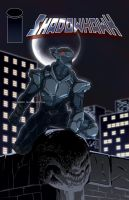 IMAGE re-imagined - ShadowHawk by theCHAMBA