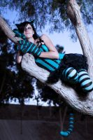 Cheshire Cat by Kit-the-Pyro