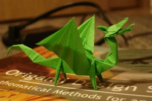 KNL Dragon-Lang by origami-artist-galen