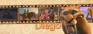 Diego | Timeline Facebook by Howie62