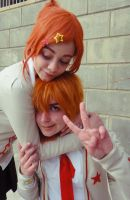 Lovely Complex. by Phantom-Cosplay