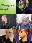 Tommy Joe Ratliff collage by JazzeyFey