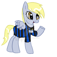 Derpy Interista by grilletto