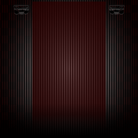 Needs More Stripes Boombox YouTube Background by MadamSteamfunk