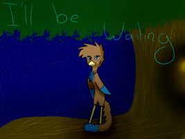 .:I'll be Waiting:. by M0ssie