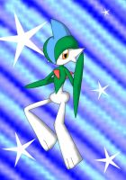 Gallade by NIGHTSandTAILSFAN