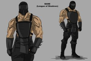 Bane League of Shadow 2 by darknight7
