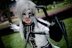 Allen Walker III by Ryusei-R1