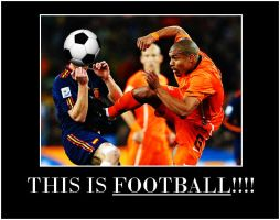 THIS IS FOOTBALL by aisucafe