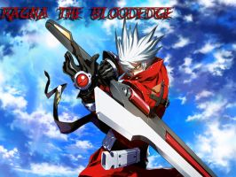 Ragna The Bloodedge by xItsukix