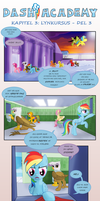 Danish - Dash Academy 3 - Crash Course part 3 by ThatPonyUknow