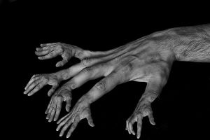 Hands with hands by shljivo