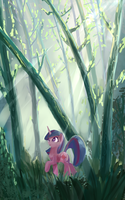 Everyfree forest by Vertiliago