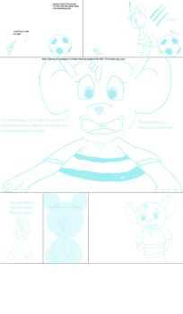 Storyboard 1: This Little Light of Mine by xWARZARDx