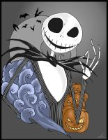 Jack Skellington by Tsumekuro