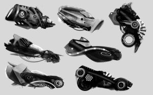 Vehicles by twitchx7