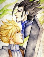 FF7: Watch Over You by foxysquid