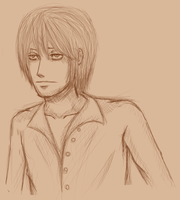 Light Yagami by coffeeatthecafe
