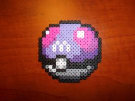 Perler Bead Master Ball by EP-380
