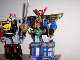 Zord Photo: ZeoMegazord by tasakeru828