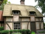 Great Britain Pavilion Cottage by WDWParksGal-Stock
