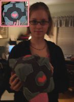 Weighted Companion Cube by Tawneh