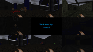 The Stars of Styx Screenshot Collage by thatmadfinnishguy