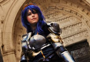 Lucina Great Lord - Fire Emblem: Awakening by Kibamarta