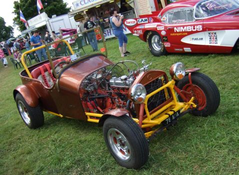 hot rod show   old Walden by Sceptre63