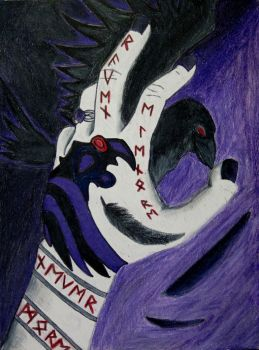 Nevermore by lePoisson-Rouge