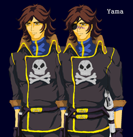 Yama MS Paint by HieiSQueen