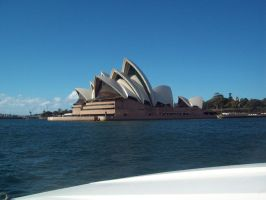 STOCK - Sydney Opera House 004 by Chaotic-Oasis-Stock