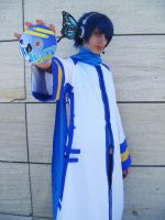 Cosplay Kaito CD by CosplayCami