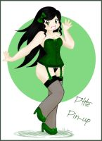 Pin up by Mili-chan