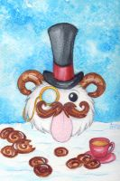 Gentleman Poro by ArunaWolf