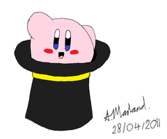 Magic Kirby by KirbyKid24