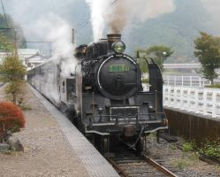 40 Years of Revived Oigawa Steam by rlkitterman